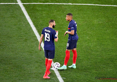 Na Ronaldo verlaat ook Kylian Mbappe de nationale ploeg vroegtijdig