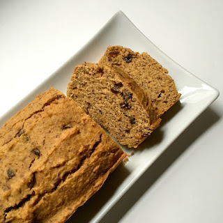 Sweet Potato Raisin Bread {Gluten-Free}