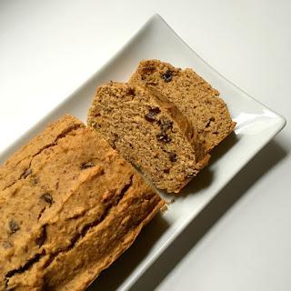 Sweet Potato Raisin Bread {Gluten-Free}.