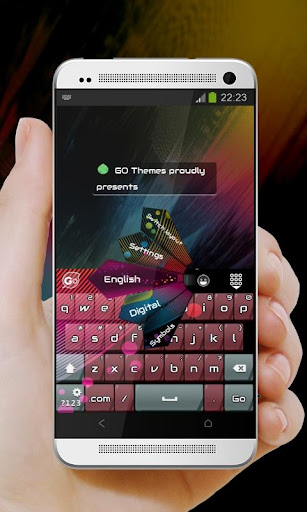Color Symphony GO Keyboard