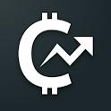 Crypto Market Cap - Crypto tracker, Alerts, News icon