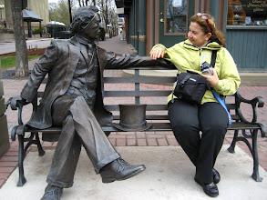 Photo: Bir sohbet, bir muhabbet!