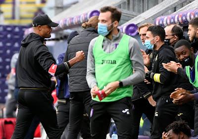 Anderlecht a encore du travail, mais peut au moins travailler dans le calme