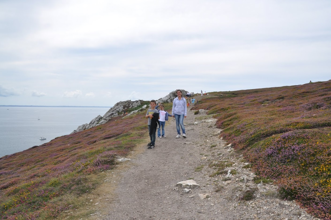 Pointe du Raz Bretagna