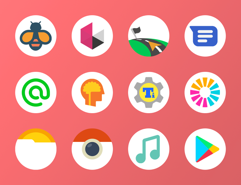 Potem - Icon Pack Screenshot 1