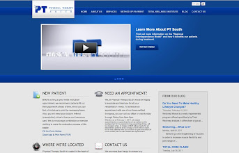 Photo: Accolades IT Custom Web Design, CMS, Contact Form, Online New Patient Form -