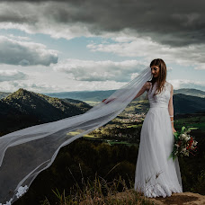 Wedding photographer Klaudia Amanowicz (wgrudniupopoludn). Photo of 01.10.2018