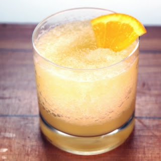 Bourbon Citrus Slush