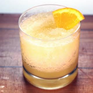 Bourbon Citrus Slush.