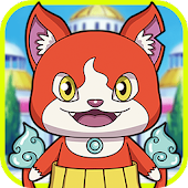 Jibanyan Battle YoKai Watch HD