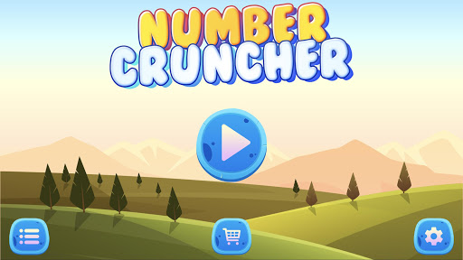 Number Cruncher Rush - screenshot