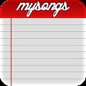 MySongs icon