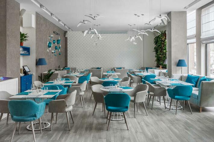 Фото №2 зала Ресторан «СанРемо»