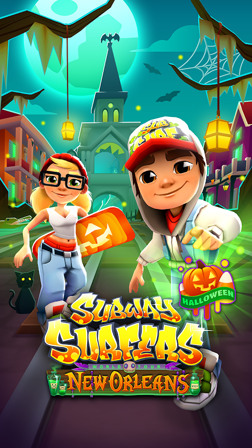 Screenshot 1 Subway Surfers 1.94.0 APK MOD