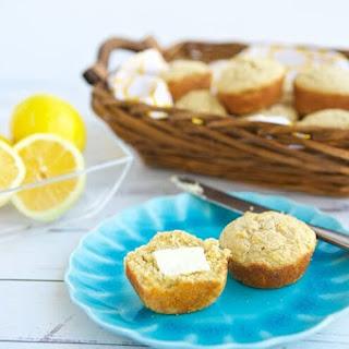 Lemon Ricotta Gluten Free Muffins Recipe