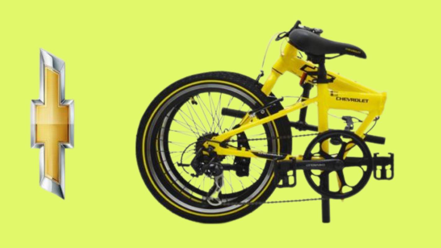 1. CHEVROLET จักรยานพับได้ 20 นิ้ว รุ่น FREEDOM