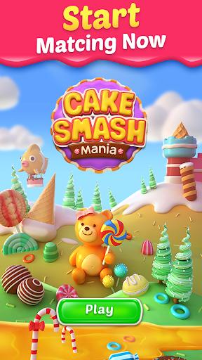 Cake Smash Mania - Swap and Match 3 Puzzle Game screenshots 6