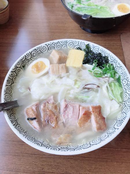 超大一碗,用料實在 湯品選項多 推