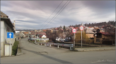 Photo: Str. Abatorului - vedere Str. Aurel Vlaicu - 2017.12.11