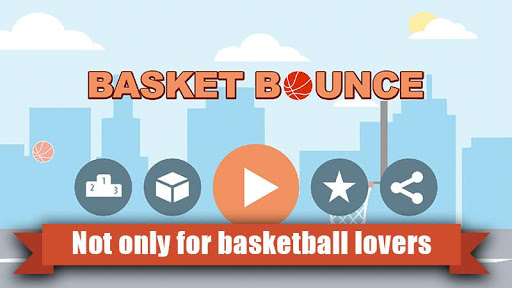 Basket Bounce - Magic Finger