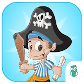 Pirate Mike Preschool Games