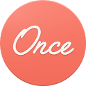 Once -A special period tracker icon