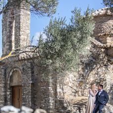 Wedding photographer Kostas Mathioulakis (Mathioulakis). Photo of 30.01.2018