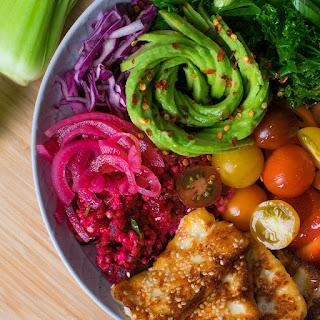 Superfood Kale Salad.