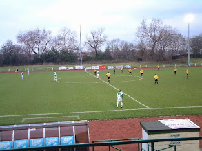 Photo: 10/02/07 v Mildenhall Town (FAV5) 4-0 - contributed by Martin Wray