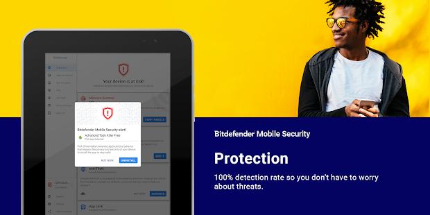 Bitdefender Mobile Security & Antivirus Screenshot