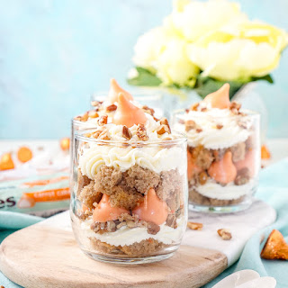 Individual Carrot Cake Trifles