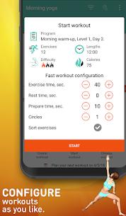 Yoga daily workout for flexibility and stretch v2.4 (SAP) (Premium) 5