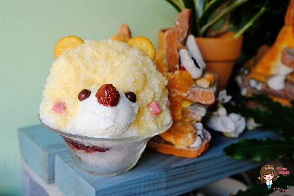 花蓮市 浪花丸 かき氷屋 可愛富士山 彩虹小熊冰 日本昭和冰