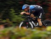 Campenaerts nog tweede in slottijdrit ondanks dat de Giro enorm doorwoog