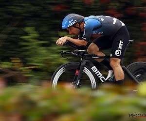 """Victor Campenaerts verlegt focus weg van tijdrijden: """"Ze zijn sneller dan ik"""""""
