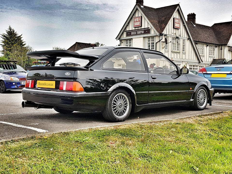 Ford Sierra Cosworth Rs500 Hire Dagenham