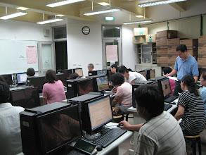 Photo: 20110919頭份(一)電腦軟體應用與實作MS Office Word與Excel 003