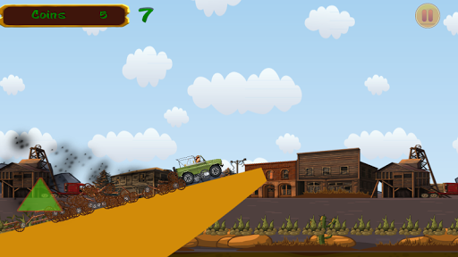 Hill jeep racing 1.0 screenshots 3