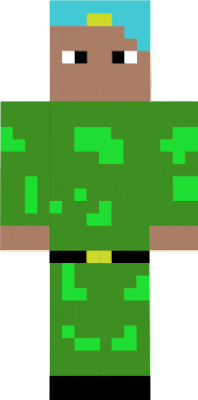 Скин Десантника для Minecraft