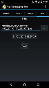 File TimeStamp Pro v1.18