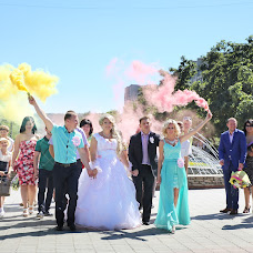 Wedding photographer Elina Zhelnovacheva (ElinaSove). Photo of 09.07.2015