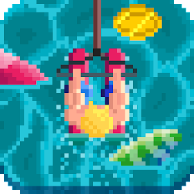 Water Ski - One tap game