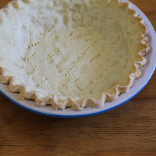 GLUTEN-FREE PIE DOUGH
