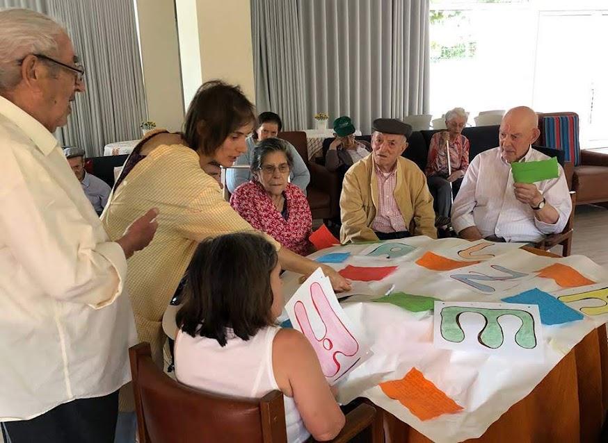 Lar de Arneirós resgata memórias no Dia Mundial do Alzheimer