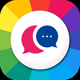 Emoji & Color Messenger
