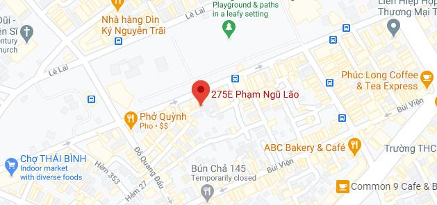 Địa chỉ xe Phương Nam tại Sài Gòn