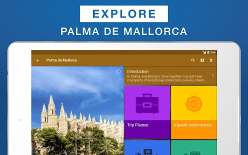 Palma de Mallorca Travel Guide- screenshot thumbnail