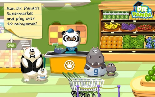 Dr. Panda Supermarket- screenshot thumbnail