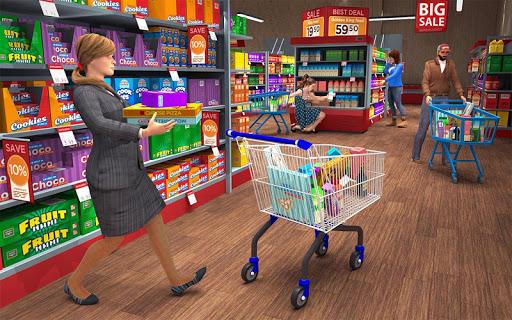 Super Market Atm Machine Simulator: Shopping Mall  screenshots 10