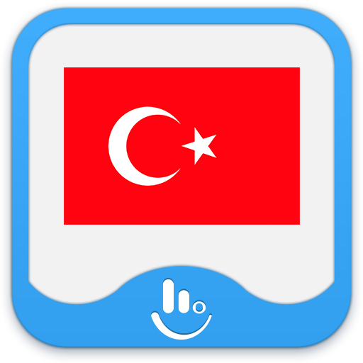 Turkish for TouchPal Keyboard Icon